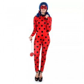 Lady Bug Adulto Miraculos